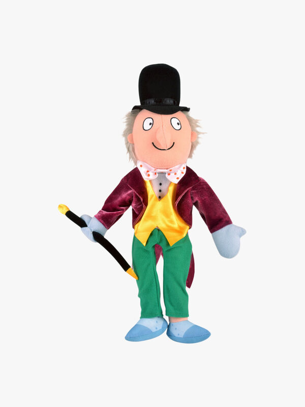 Willy Wonka Hand Puppet