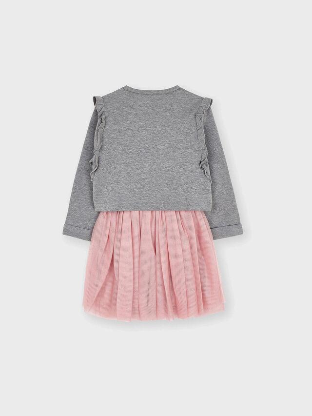 Sweat & Voile dress