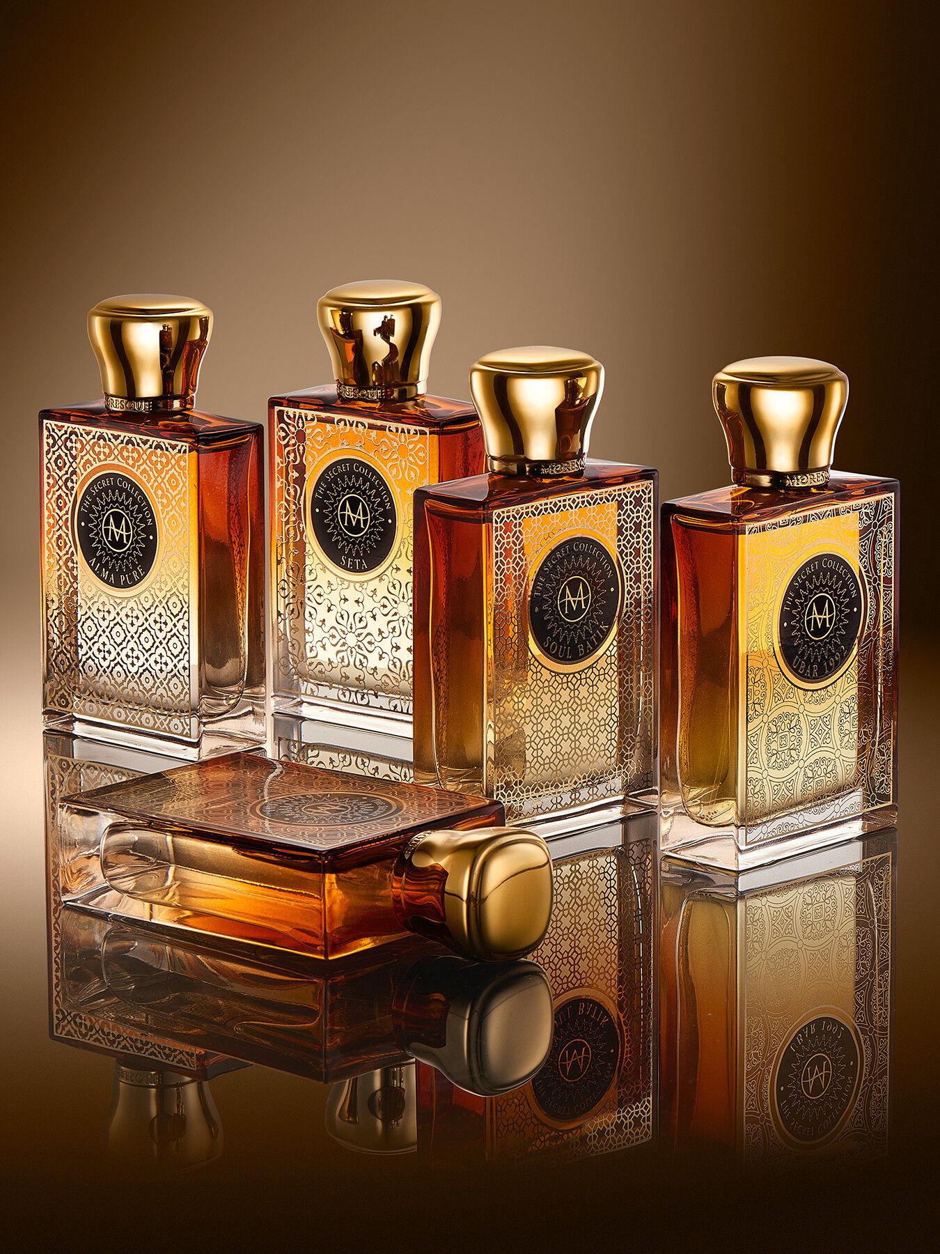 MORESQUE Seta Eau de Parfum 75ml