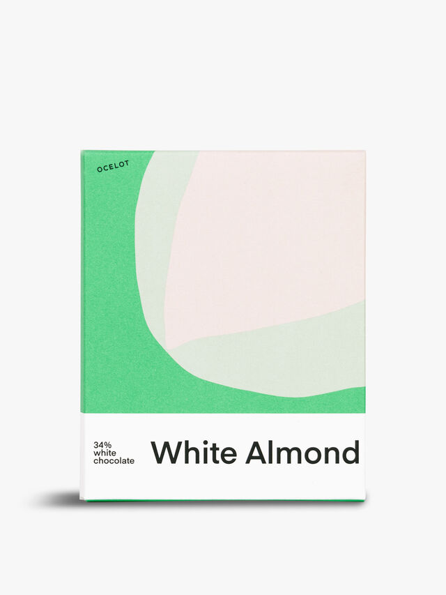 White Almond 34%