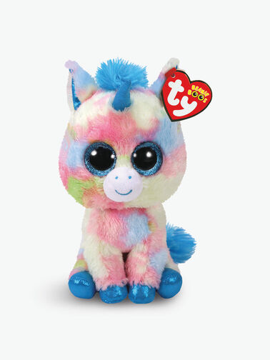 Blitz Blue Unicorn Beanie Boos