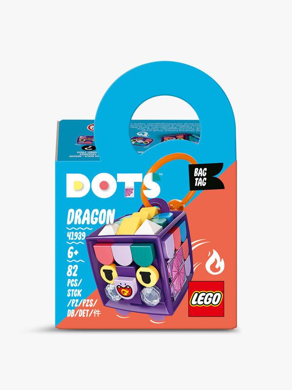 DOTS Bag Tag Dragon Arts & Crafts Set
