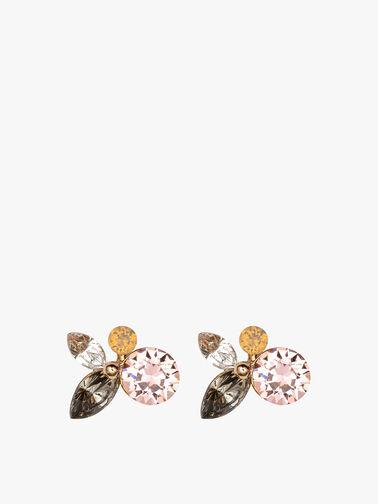 Iris Chandelier Earrings - Multi