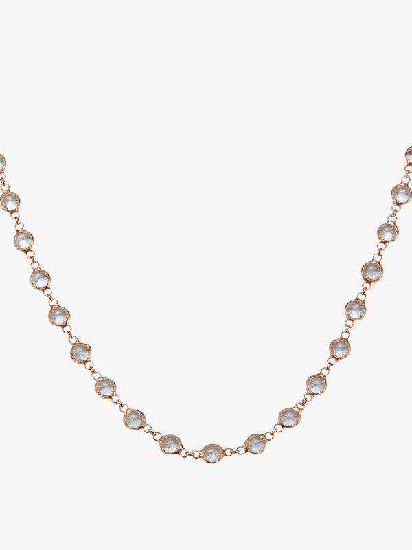 Mayfair Heavy Crystal Necklace
