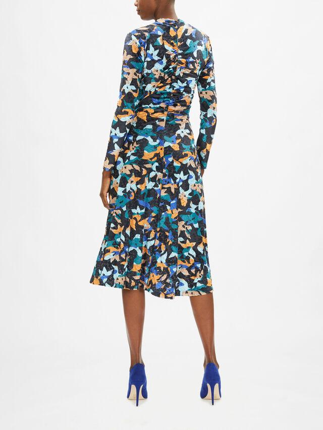 Asher Velvet Dress