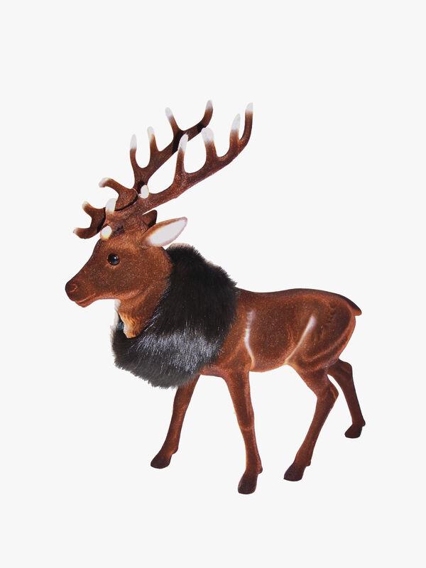 Reindeer Large Decoration