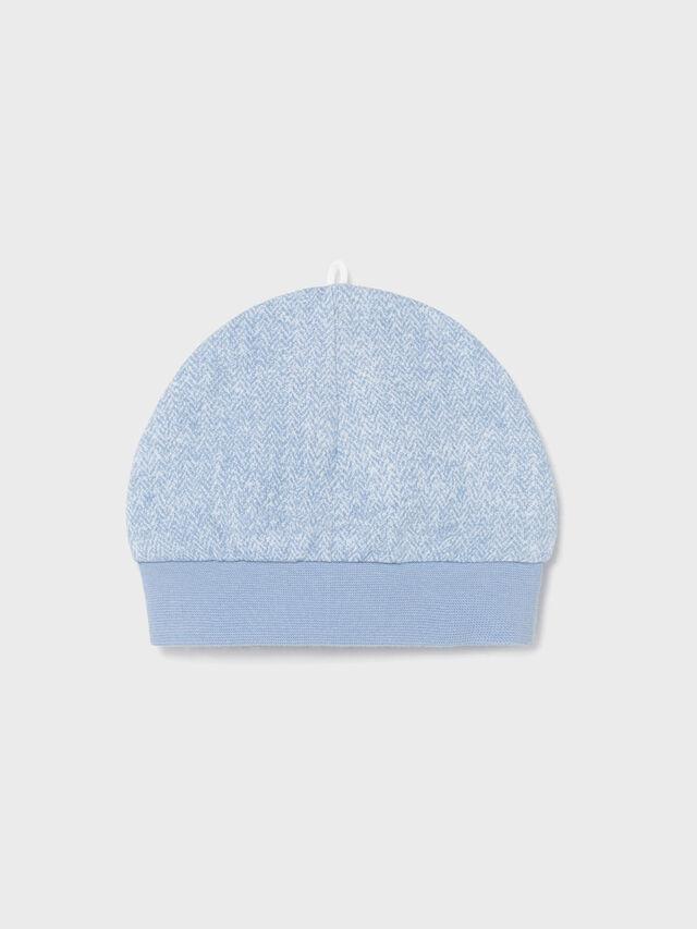 3 Pc Teddy Set w/Hat
