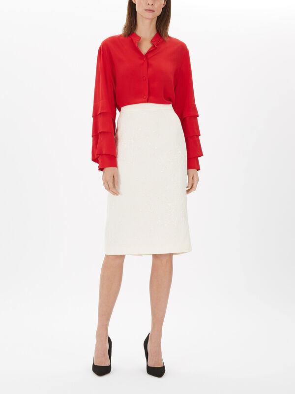 Rava Pencil Skirt