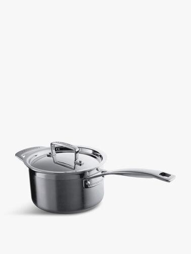 Stainless Steel Saucepan 18cm