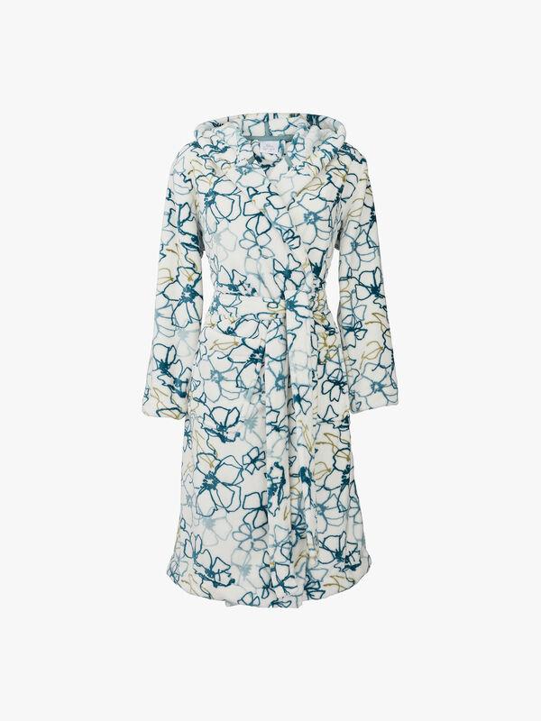 Neroli Fleece Dressing Gown