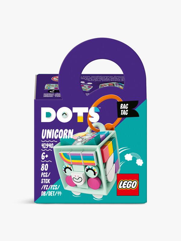 DOTS Bag Tag Unicorn Arts & Crafts Set
