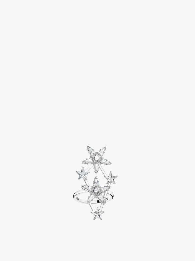 Magic Stars Cluster Ring