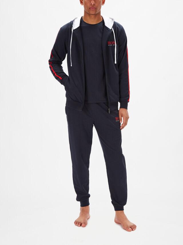 Authentic Loungewear Hooded Jacket