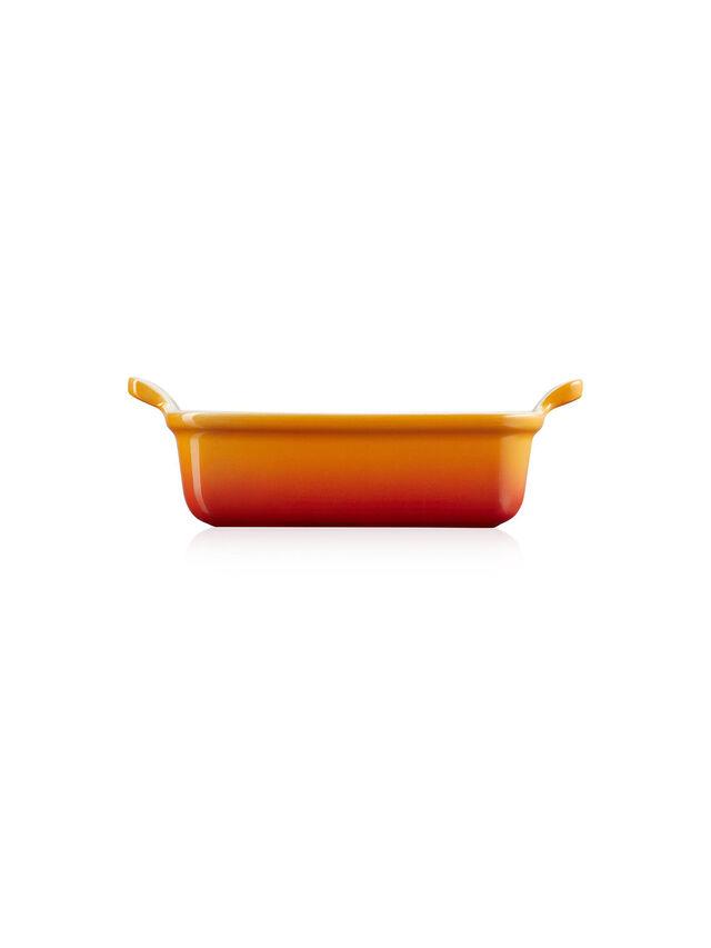 Deep Rectangular Dish 19cm 1.1l
