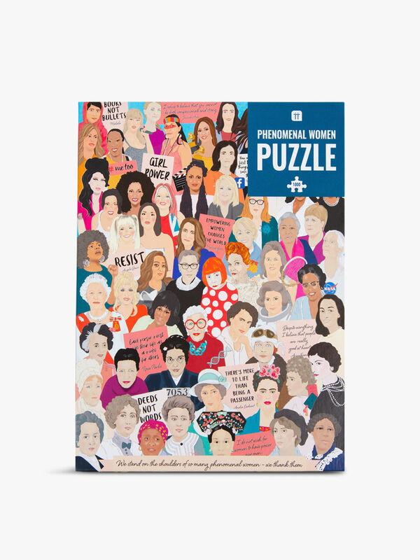 Phenomenal Women 1000 Piece Puzzle