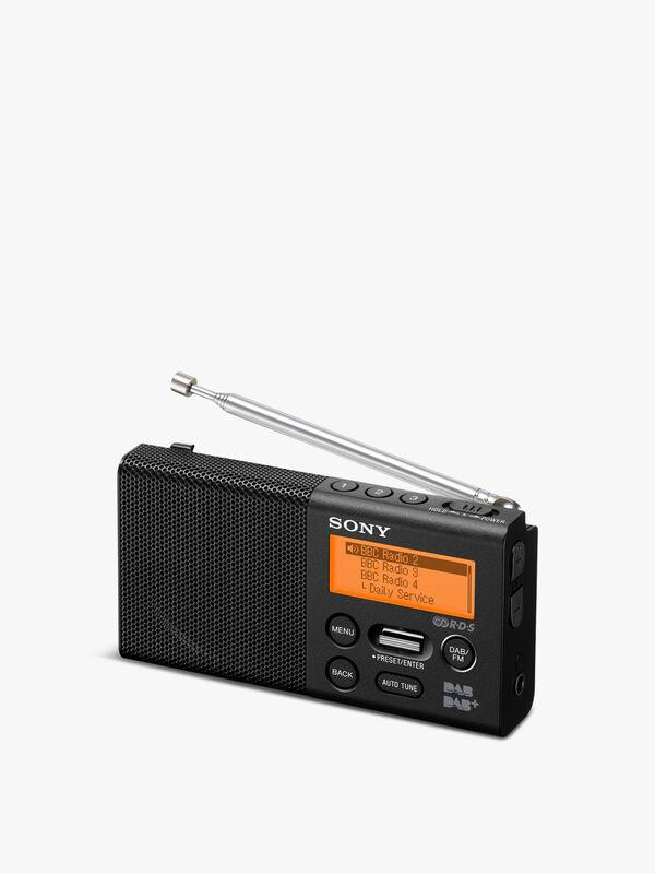 XDRP1DBPB Pocket DAB/DAB+Radio