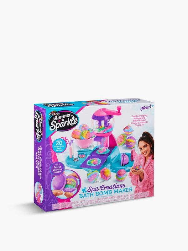 Spa Creations Bath Bomb Maker
