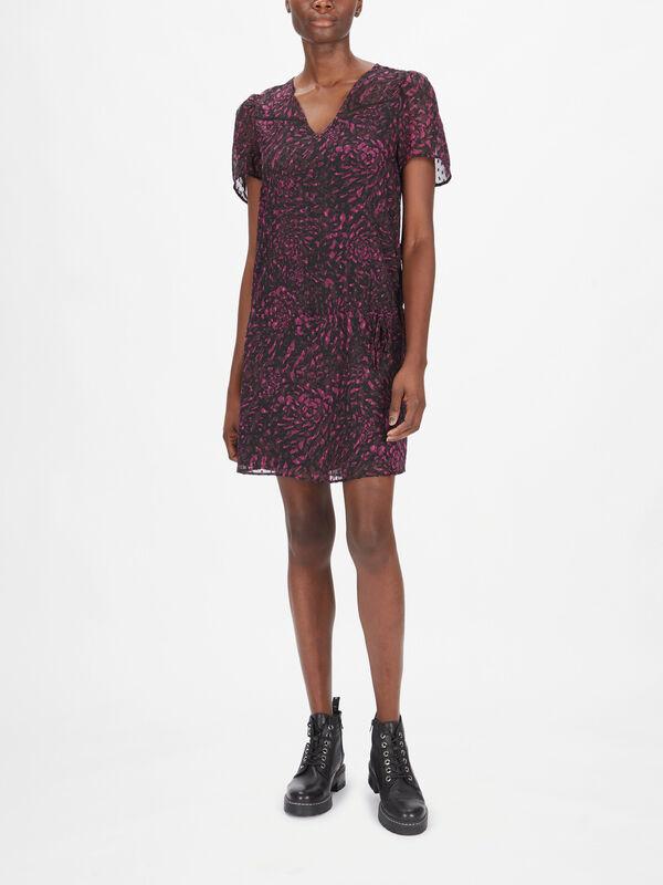Cosy Rock Flo S/S Dress