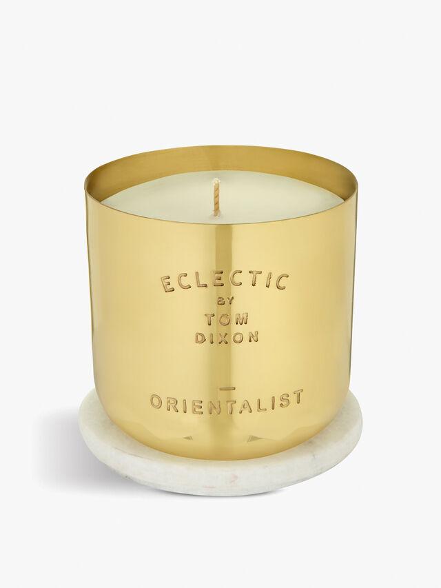 Eclectic Orientalist Medium