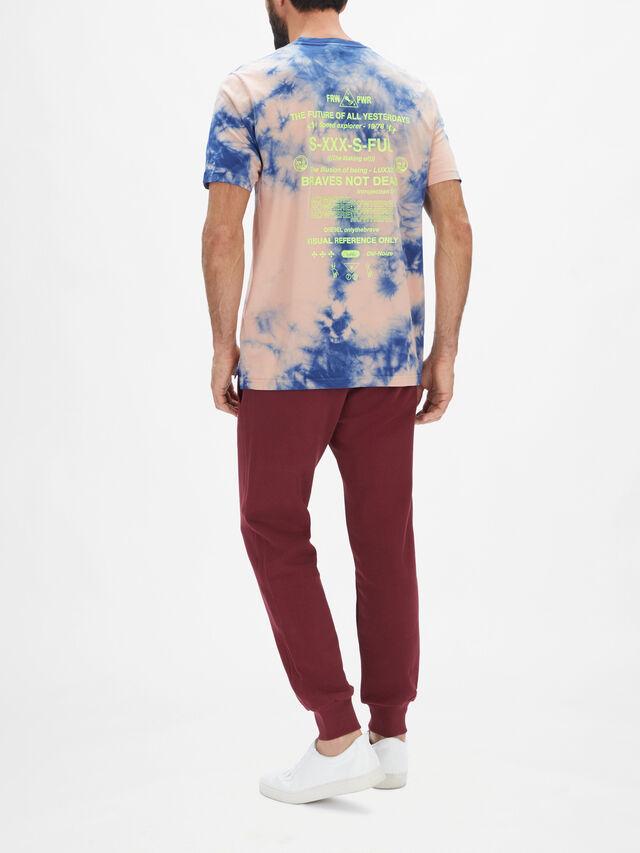 T-Just-Slits-X86 Tie Dye T-Shirt