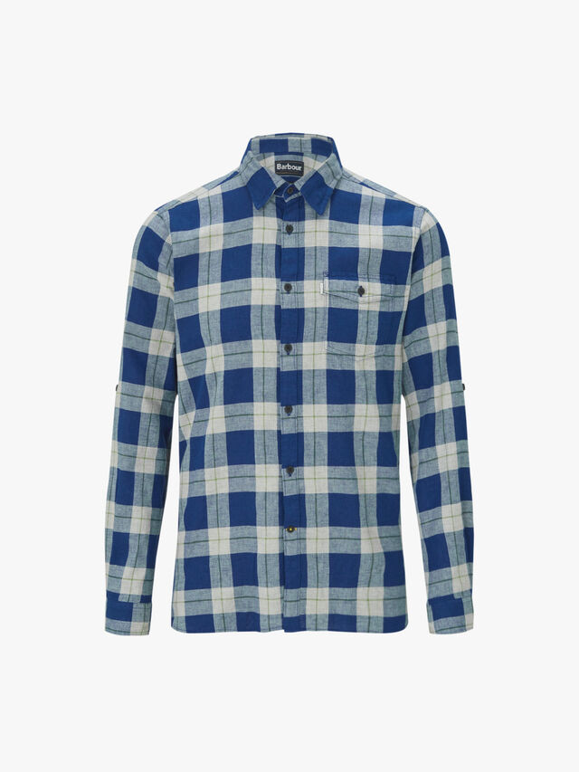 Langness Checked Shirt