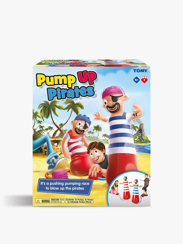 Pump Up Pirate