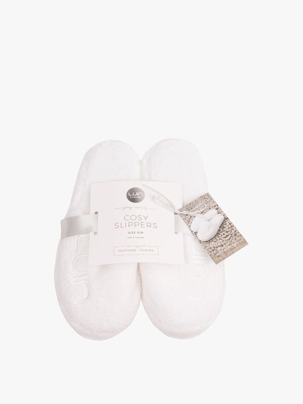 Cosy Bath Slippers