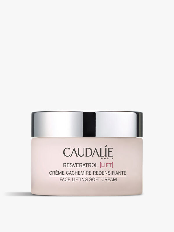 Resveratrol [Lift] Face Lifting Soft Cream