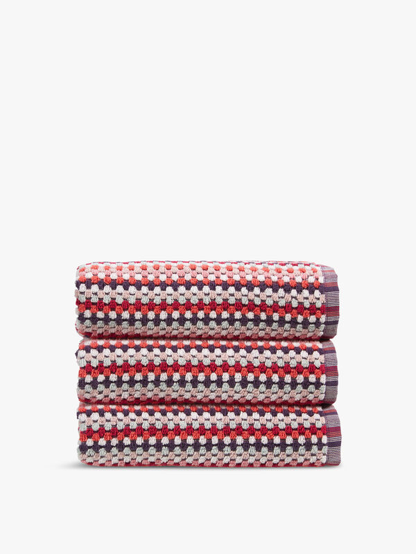 Carnaby Stripe Bath Sheet