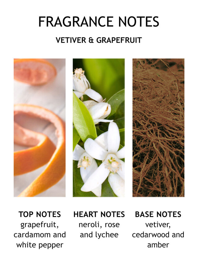 Vetiver & Grapefruit Deodorant