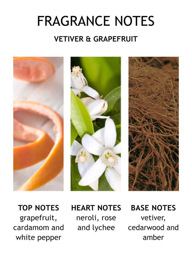 Vetiver & Grapefruit Body Lotion
