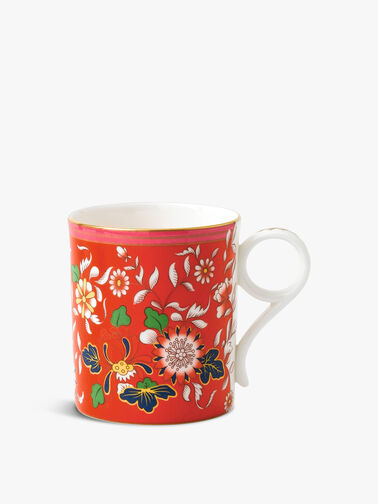 Wonderlust Crimson Jewel Mug Small
