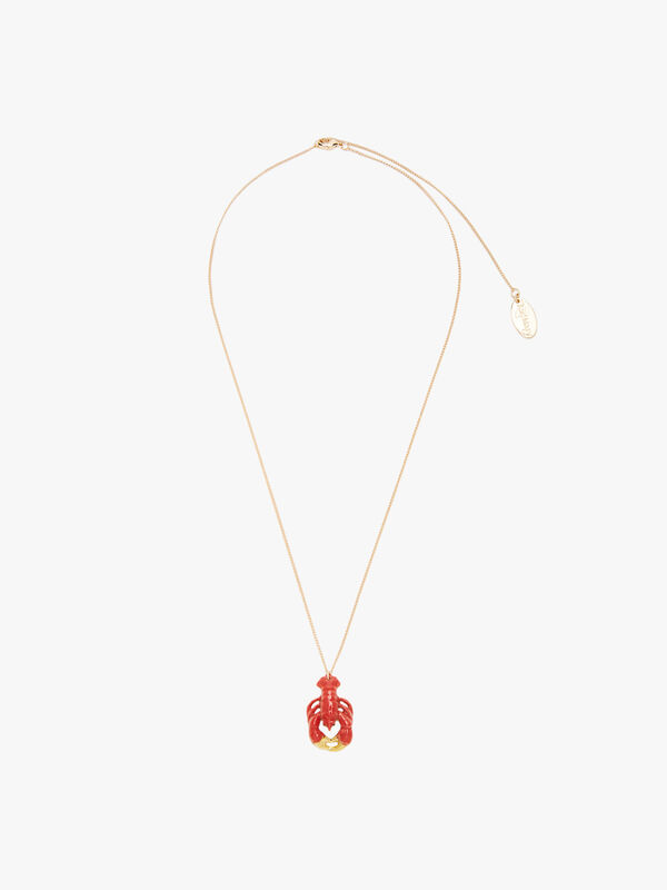 Lobster Small Pendant
