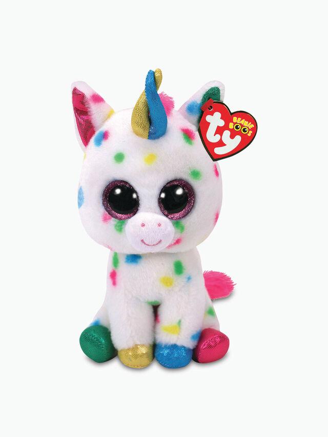 Harmonie Unicorn Beanie Boos