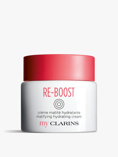 My Clarins RE-BOOST Matifying Hydrating Cream
