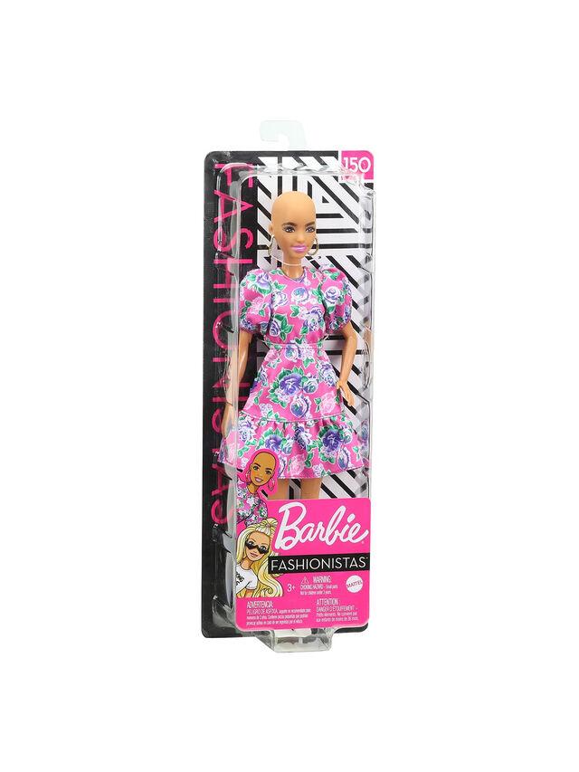 Fashionista Alopecia Doll