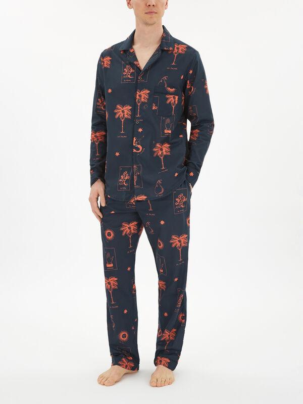 La Loteria Print Pyjama Trousers
