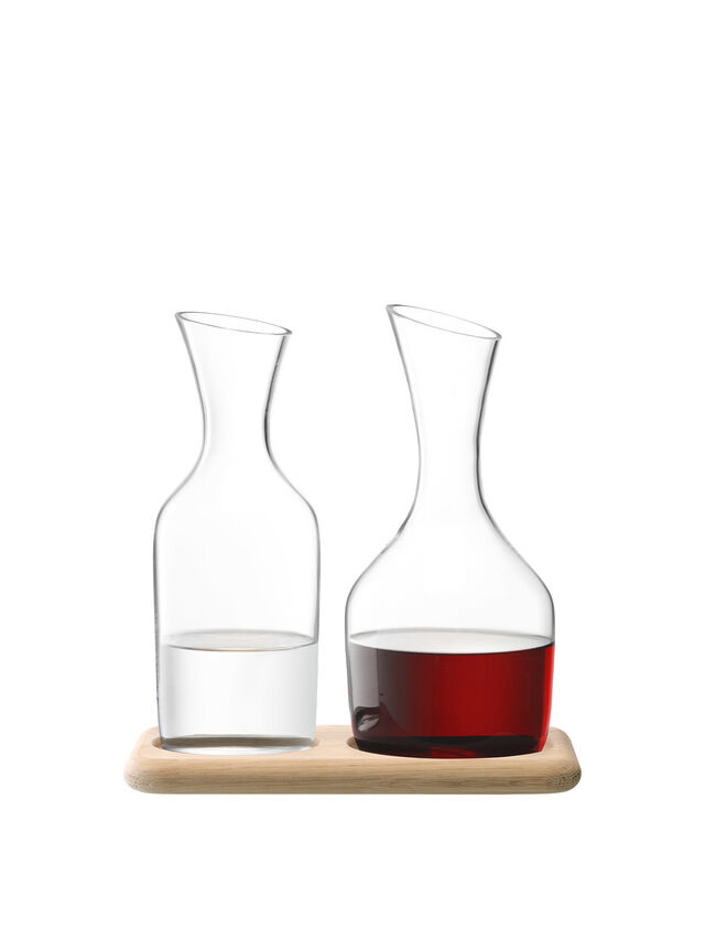 Wine/Water Carafe & Base 1.2L/1.4L
