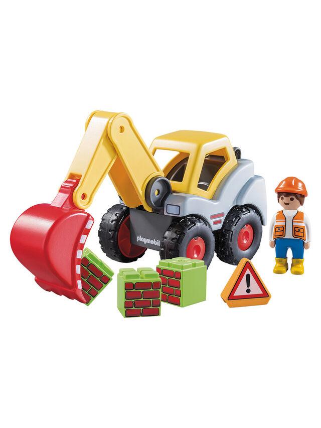 1.2.3 Shovel Excavator