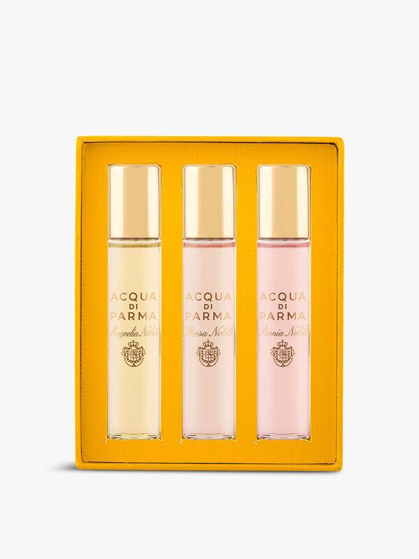 Le Nobili Eau De Parfum Discovery Set 3 x 12ml