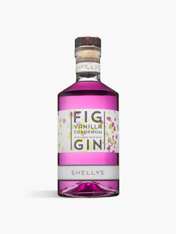 Fig, Cardamon and Vanilla Gin 70cl