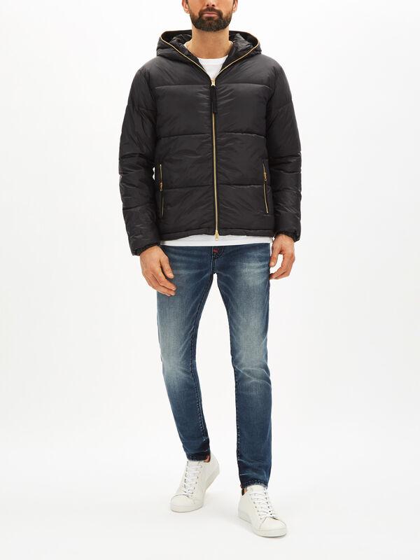Retro Padded Jacket