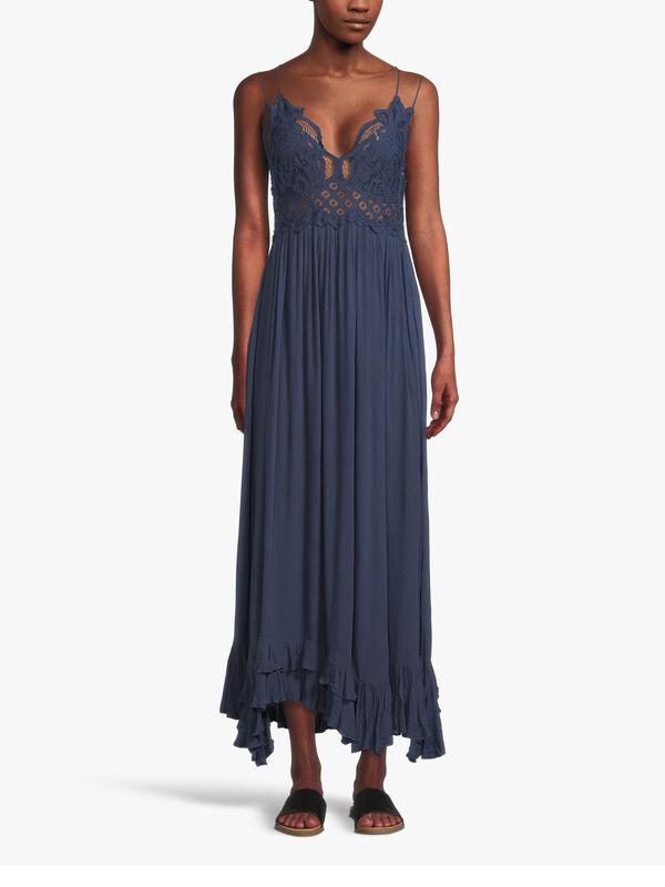Adella Maxi Slip Dress