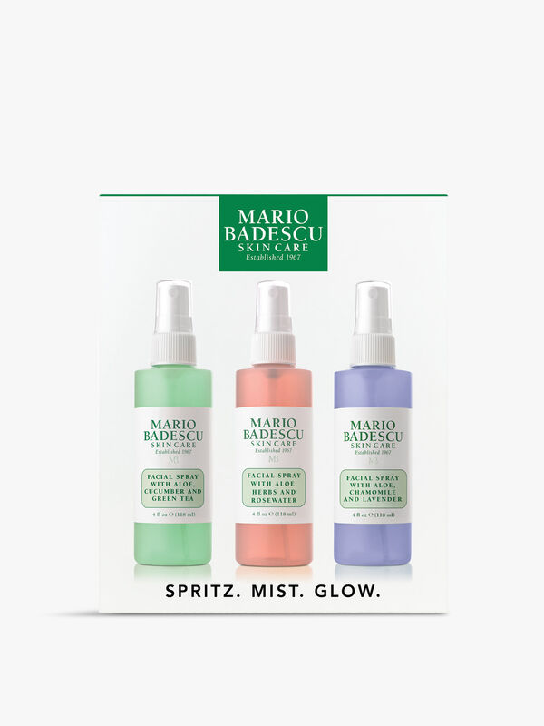 Spritz Mist and Glow Set
