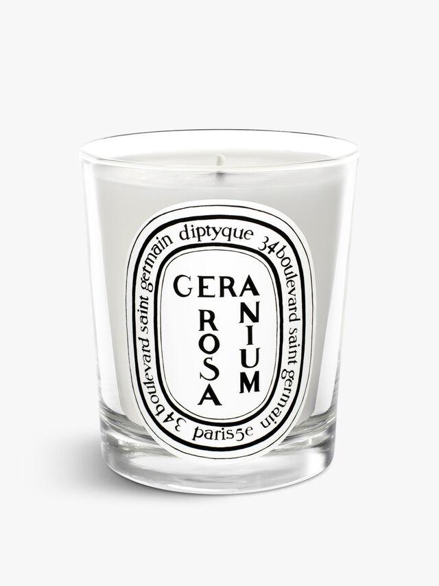 Geranium Rosa Candle