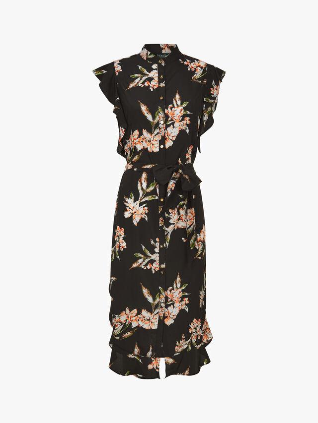 Windelle Short Sleeve Casual Dress