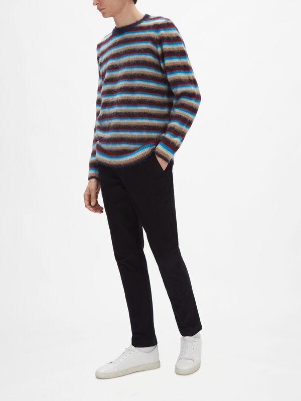 John Stripe Knit
