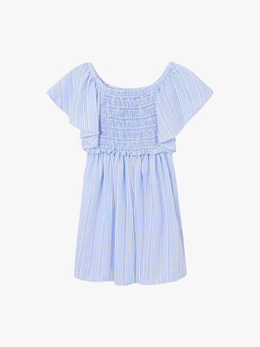 Stripe-Ruched-Top-Dress-6934-SS21