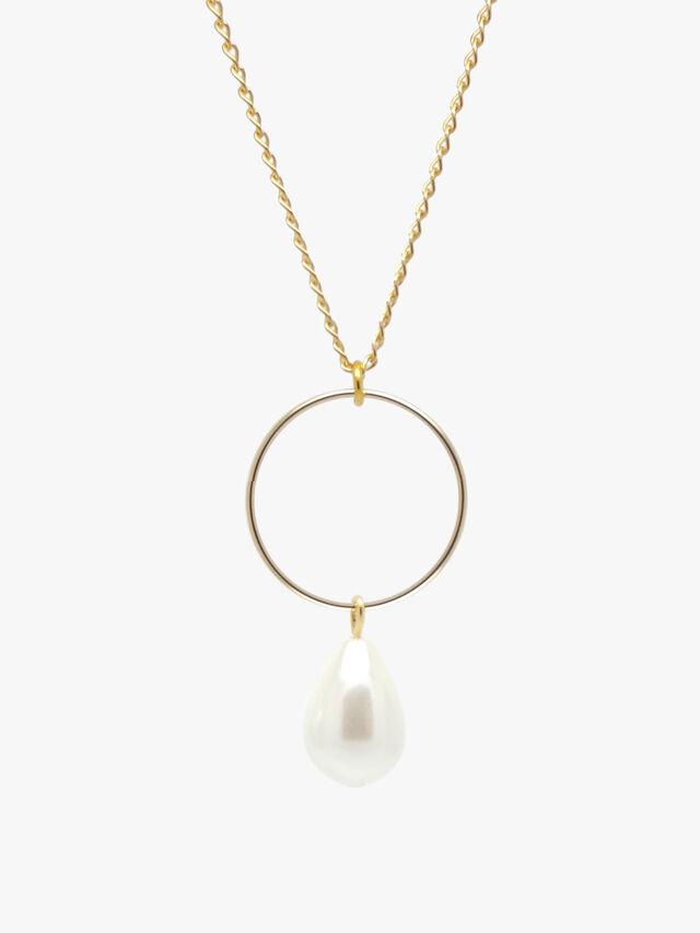 Signature Pearl Necklace