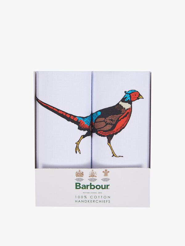 Animal Handkerchief Gift Box Set